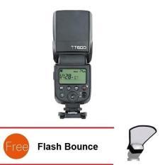 Đèn Flash Godox TT600 cho Canon Nikon Sony Pentax – GN60 – HSS 1/8000s Remote 2.4GHz – Tặng Flash bounce