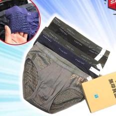 Hộp 5 quần lót thông hơi muji xuất Nhật đẹp