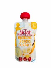 Váng sữa Heinz Úc vị chuối cho bé từ 6 tháng date T1.2022