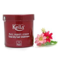 Hấp dầu suôn mềm bóng tóc Kella 500ml + 01 nón trùm tóc