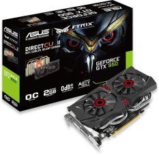 Card đồ họa Asus GTX 960 2gb DDR5 bảo hành 3 tháng 1 đổi 1