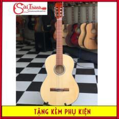 Đàn guitar classic dáng đầy dây nylong âm trầm ấm ST69 – BẢO HÀNH 1 NẮM- BAO ĐỔI 1 THÁNG- SỬA CHỬA THEO YÊU CẦU KHÁCH