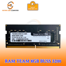 Ram Laptop 8GB DDR4 Buss 3200 Teamgroup Chính hãng Networkhub phân phối