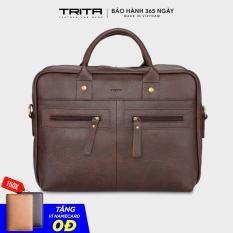 Cặp công sở thời trang cao cấp TRITA TCA1