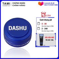 Sáp vuốt tóc nam DASHU For Men Ultra Holding Power Mini size 15ml Siêu cứng Siêu giữ nếp Không bóng bết Tự nhiên nam tính TM-SAP06
