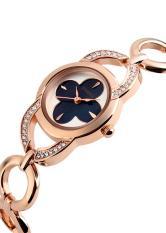 [Xả lỗ do dịch Corona] Đồng hồ nữ lắc tay đính đá dễ thương Yohemei CH379 – Smart247