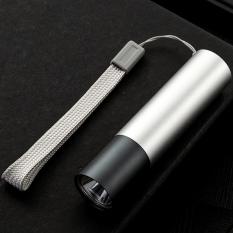 Đèn pin mini siêu sáng Smiling Shark, cho vừa túi quần hoặc túi áo tiện lợi, tầm chiếu xa 50 – 150m, pin khoẻ, chống nước, sạc USB mang theo dã ngoại đa dụng nhỏ gọn – Hàng Chính Hãng