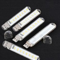 Combo 5 đèn usb 8 LED siêu sáng ( ánh sáng trắng)