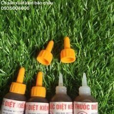 Combo 4 lọ thuốc diệt kiến gián sinh học Bảo Châu