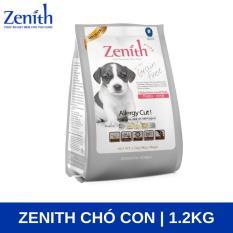 Thức ăn hạt mềm chó con Zenith 1.2kg