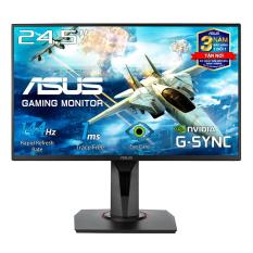 Màn hình Game ASUS VG258Q 25 144Hz 1ms G-SYNC Compatible, FreeSync Full HD 2 Loa – VG Series Monitor