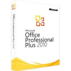 Office Professional Plus 2010 – Digital License – Bản quyền Vĩnh viễn – KEY Active Online