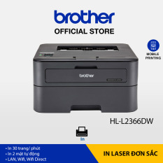 Máy in laser đơn sắc Brother HL-L2366DW