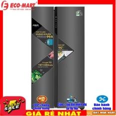 Tủ lạnh Aqua AQR-S480XA(BL) Side by Side Inverter 541L (GIAO TOÀN QUỐC, MIỄN PHÍ GIAO + LẮP ĐẶT tại Hà Nội-đi tỉnh liên hệ shop)