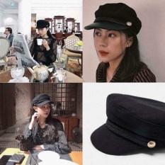 Mũ beret cá tính