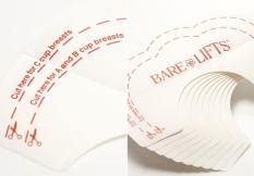 EuroHome Bộ 20 miếng dán nâng ngực chống chảy sệ Bare Lifts (Trong suốt)