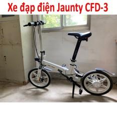 Jaunty CFD-3 – Xe đạp điện đẳng cấp châu Âu