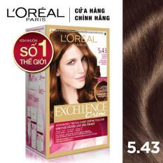 Màu nhuộm dưỡng tóc phủ bạc L'Oreal Paris Excellence Crème 172ml