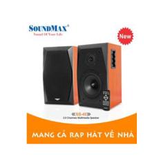 Loa Soundmax BS40 (2.0) – Hàng chính hãng