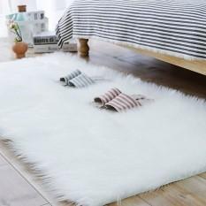 Thảm lông chụp ảnh màu trắng 1m * (40cm, 50cm, 60cm, 80cm, 100cm, 120cm, 160cm, 200cm…)
