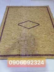 Chiếu trúc 1,2mx 2m dây dù đan