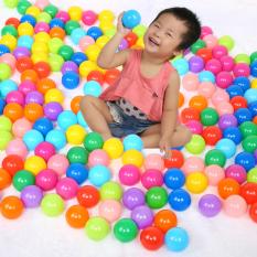 Bóng nhựa chất liệu dày dặn dùng làm đồ chơi cho bé