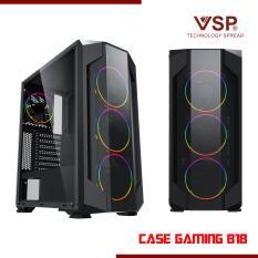 [ Vỏ Case Mới ] – Case VSP B18 – Kính Cường Lực Trong Suốt