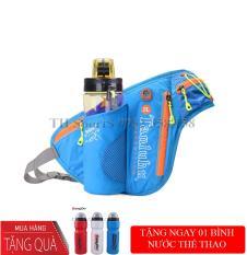 Túi đeo chạy bộ có bình nước để được bình nước TH SportS co giãn chống nước