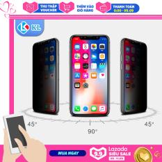 Kính cường lực CHỐNG NHÌN TRỘM Dành cho IPhone6/6plus/IPhone7/8 7plus/8plus IPhoneX/XR IPhoneXSMAX IPhone11 IPhone11PRO IPhone11PROMAX