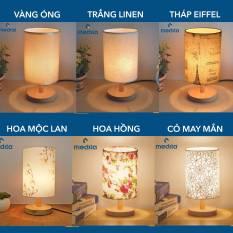Đèn Ngủ Minimal Lamp Nhiều Thiết Kế Tối Giản Châu Âu TẶNG 1 Bóng Đèn Led 3W – Đèn Ngủ Để Bàn Đèn Tra