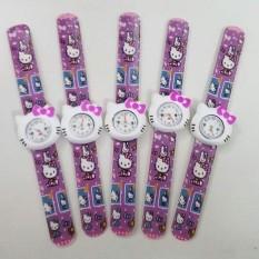 Loại 1 – Đồng hồ đập tay Hello Kitty cho bé
