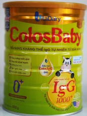Sữa Colosbaby Gold 0 800g DATE 2020 – 2022