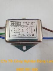 Bộ lọc nhiễu Sunhenry 1 pha 110/250V 3A