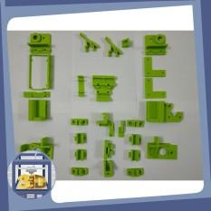 Bộ kit nhựa PLA máy in prusa clone (nhôm 2020)