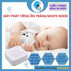 Máy Phát Tiếng Ồn Trắng White Noise Giúp Bé Ngủ Ngon, Sâu Giấc, Xóa Bớt Tiếng Ồn Xung Quanh 1 Đổi 1