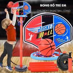 Bộ đồ chơi bóng rổ trẻ em giúp bé phát triển sức khỏe và chiều cao