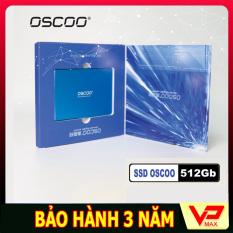 [Chính hãng] Ổ cứng SSD Oscoo 512GB bảo hành 3 năm – VPMAX