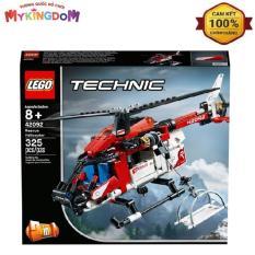 MY KINGDOM – Trực Thăng Cứu Hộ LEGO 42092