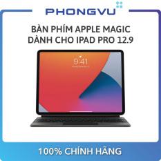 [Trả góp 0%]Bàn phím Apple Magic Keyboard iPad Pro 12.9 (MXQU2ZA/A) – Bảo hành 12 tháng