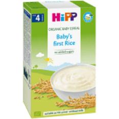 Bột ăn dặm gạo nhũ nhi Hipp 200g