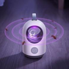 Máy đuổi muỗi diệt côn trùng kiêm đèn LED ngủ thông minh – Đèn bắt muỗi tự động bằng ánh sáng tia UV thân thiện với môi trường – BẢO HÀNH 3 THÁNG