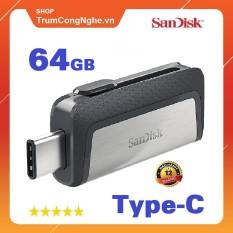 USB Otg Sandisk Ultra Dual type-c 3.1 64gb 150mb/s (bạc), cam kết hàng đúng mô tả, chất lượng đảm bảo an toàn đến sức khỏe người sử dụng, đa dạng mẫu mã, màu sắc, kích cỡ