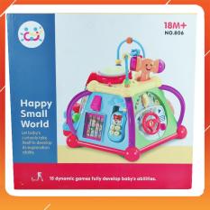 Đồ Chơi Noel – Phát Triển Tổng Hợp Kỹ Năng Happy – Đồ Chơi Trẻ Em Toy Mart