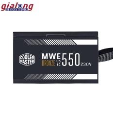 [Nhập ELJAN11 giảm 10%, tối đa 200k, đơn từ 99k]Nguồn Máy tính Cooler Master MWE 550 BRONZE V2 230V