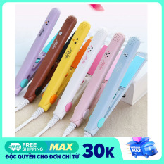 Máy duỗi tóc mini Maketime nóng nhanh ép tóc an toàn dễ tạo kiểu – máy uốn tóc