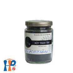 Bột than tre hoạt tính Sense (hủ) – Bamboo Charcoal Powder – trắng răng, làm mặt nạ thải độc hiệu quả
