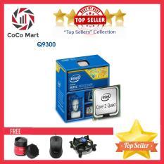 Chip xử lý Intel CPU Core 2 Quad Q9300 (4 Lõi- 4 Luồng) Chất Lượng Tốt- Hàng Nhập Khẩu