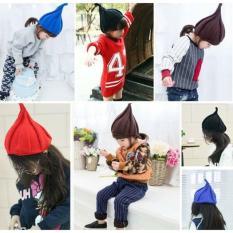 Mũ củ tỏi siêu đáng yêu cho bé