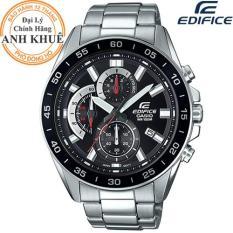 Đồng hồ EDIFICE chính hãng Casio Anh Khuê EFV-550D-1AVUDF