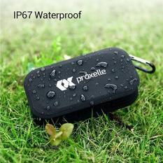 Loa Bluetooth mini Chống Nước Proxelle, Âm thanh tuyệt hay- MÀU XANH